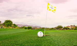 Siena Golf Club: Nine Holes of Footgolf for Two or Four at Siena Golf Club (42% Off)