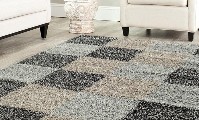 שטיח שאגי ענק, רך ונעים למגע, ב-3 מידות ומגוון צבעים לבחירה