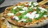 Menú de pizza