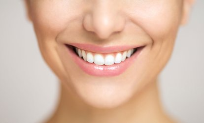 Clean, Scale and Polish with Oral Hygiene Session, or Teeth Whitening for One or Two at Harley Street Dental Center*