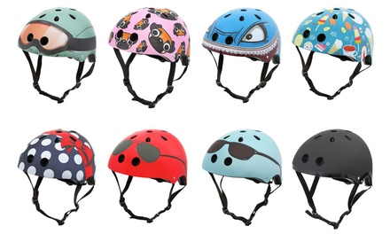 Cycle Helmet and Rear Light