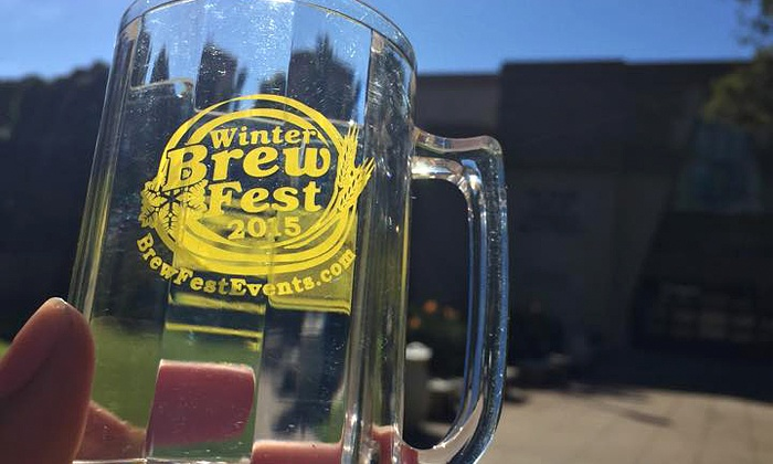San Diego Winter Brew Fest - The San Diego Hall of Champions in Balboa Park : $30 for Admission to the San Diego Winter Brew Fest on Friday, February 19, at 7 p.m. ($50 Value)