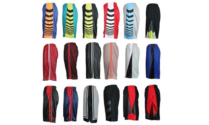 Men's Mesh Shorts Mystery Deal (3-Pack)