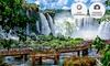 Pousada Iguassu Agape - Foz do Iguaçu: Foz do Iguaçu: 2, 3, 4 ou 5 noites para 2 + café da manhã (opção de feriados e passeios) na Pousada Iguassu Agape