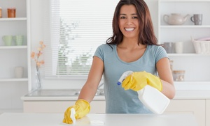 Aveal Green Cleaning: $20 for One Hour of Basic Cleaning from Aveal Green Cleaning ($50 Value)