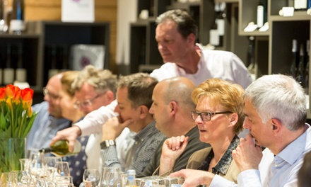 Weinprobe inkl. Käse- und Wurstauswahl für ein oder zwei Personen im Wein Cabinet Briem OHG (bis zu 67% sparen*)