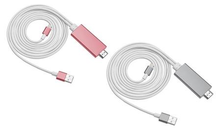 Cable HDMI para iPhone o iPad