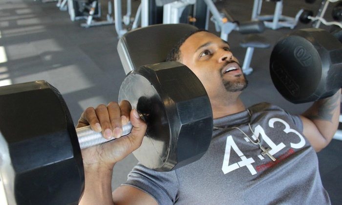 30121ffee4f9 Fitness Classes - 4:13 Fitness Club | Groupon