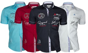 Chemise Trisens Royal Yatch