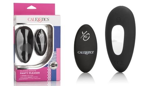 Cal Exotics Silicone Remote Controlled Vibrating Panty Pleaser 1e5be1d2-344a-11e8-ad49-00259069d7cc