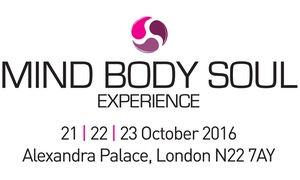 Mind Body Soul Experience: Mind Body Soul Experience at Alexandra Palace, 21-23 October (Up to 55% Off)