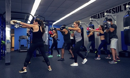 $29 for Unlimited Classes and Gym Access for One Month at Tapout Fitness ($130 Value)