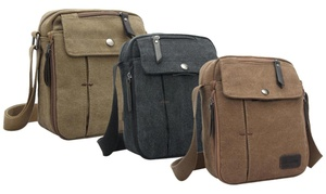 Clearance: Unisex Multifunctional Canvas Traveling Bag