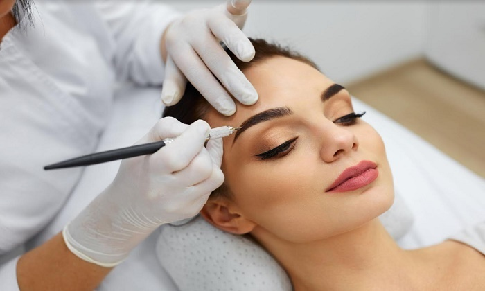 Étonnant Microblading maquillage semi permanent - LiAnne Esthetiek   Groupon MR-47