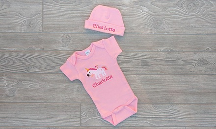 One, Two, or Three Personalized Baby Bundles from Qualtry (Up to 53% Off)