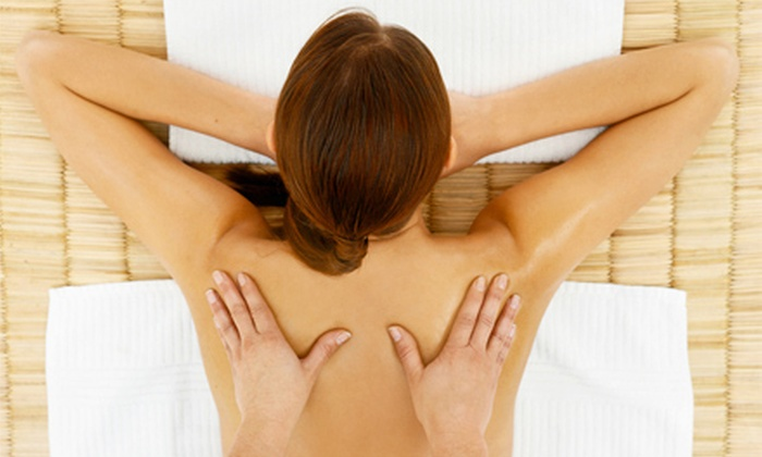 Fountain of Youth Salon Spa - Point Breeze: One, Two, or Three Custom Massages or Reflexology Sessions at Fountain of Youth Salon Spa (Up to 71% Off)