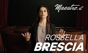 Lezioni di spettacolo con Rossella Brescia - Maestro.it: Lezioni di spettacolo con Rossella Brescia offerte da Maestro.it (sconto 64%)