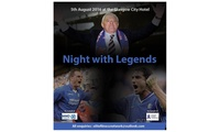 Rangers Legends Night on 5 August at 7.30pm, Glasgow City Hotel (Up to 42% Off)