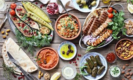 Mediterranean Cuisine at Baladina Mediterranean Restaurant & Cafe (Up to 52% Off)