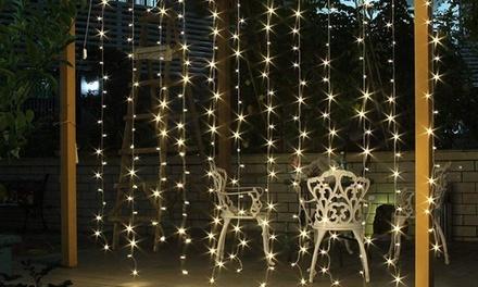 Serie di luci LED a tendina