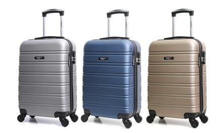Bluestar Bilbao ABS Suitcase
