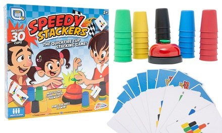 One or Two RMS Speedy Stackers Games