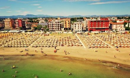 Rimini: camera doppia/matrimoniale in pensione completa per 2 a 69€euro