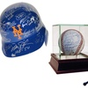 1986 World Series Champs New York Mets Autographed Memorabilia