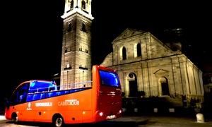 Somewhere Tours Events: Tour Torino Magica in bus cabrio e calice per una o 2 persone con Somewhere Tours Events (sconto fino a 27%)