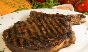 44% Off Food and Drinks at Mr John's Steakhouse at Mr. John's Steakhouse, plus 6.0% Cash Back from Ebates.