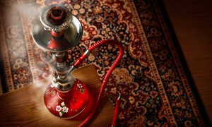 Hookahlife Charlotte: On-Site Hookah Party with Four or Six Hookahs, Attendant, Five Flavors, and Coals from Hookahlife Charlotte (50% Off)
