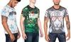 Ibcelebrytees Sublimated Men's T-shirts: Ibcelebrytees Men's Sublimated T-shirts