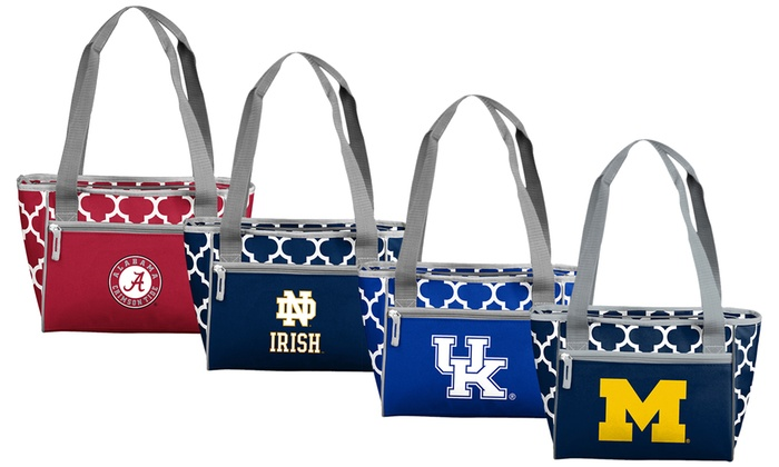 aa81d67f Up To 15% Off on Logo Brands NCAA Cooler Tote | Groupon Goods
