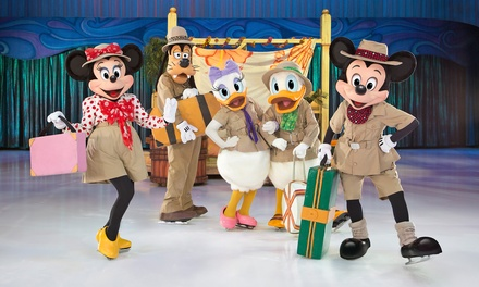 Disney On Ice or Disney Live! Presented by YoKids (Up to 44% Off). Choose from Three Venues.