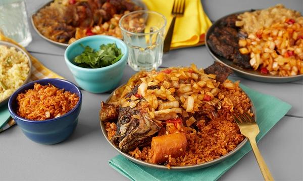 Menu Traiteur Cuisine Africaine Et 4 Services Pour 8 20 Pers Des 129 Au Pichi Pichu Picha A Uccle