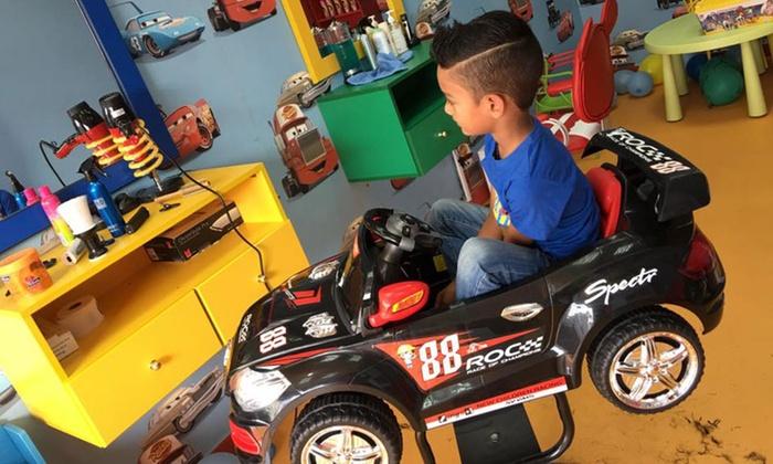Childrens Haircut Keep Cut Kids Salon Groupon