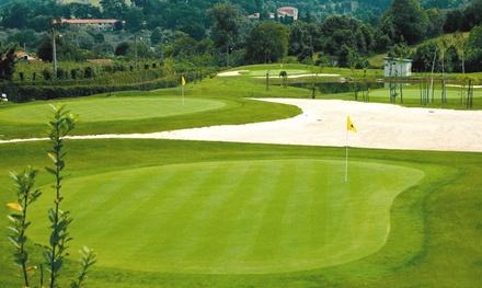 Green Fee de 18 hoyos para 2 personas con opción a menú del día en Deva Golf (hasta 50% de descuento)