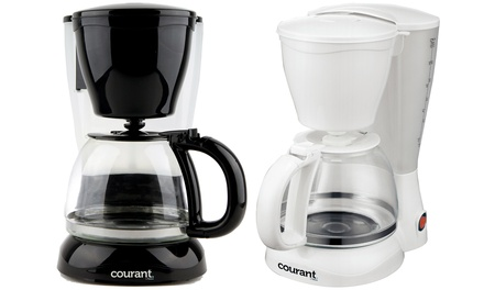Courant 8-Cup Coffee Maker Groupon