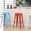 Metal Bar Stools (2-Pack)