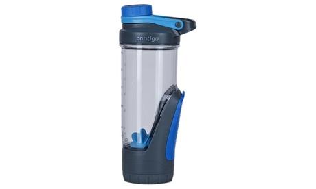Shaker para proteína Kanagroo con compartimento de almacenaje