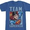 Men's Batman and Superman Tees (Size XL)