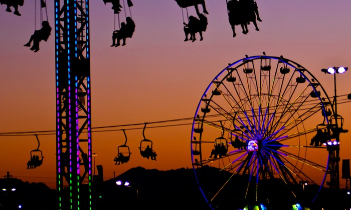 Arizona State Fair - Encanto: General Admission Tickets to the Arizona State Fair and U.F.O. Experience (Up to 53% Off). Five Options Available.