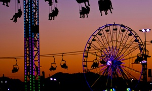 Arizona State Fair: General Admission Tickets to the Arizona State Fair and U.F.O. Experience (Up to 53% Off). Five Options Available.