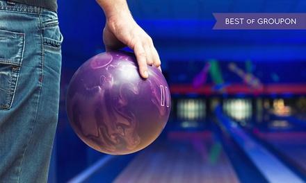 2 uur bowlen incl. bittergarnituur bij Bowlingcentrum Dordrecht