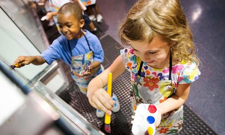Visit for Two or Four to The Children's Museum of Atlanta (Up to 49% Off)