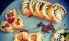Sushi: 14 zestawów do wyboru