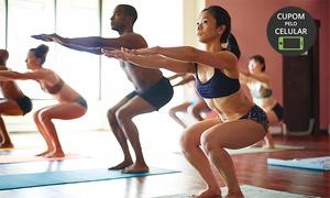 Ghara Hot Yoga: Ghara Hot Yoga – Vila Leopoldina: 1, 3 ou 6 meses de hot ioga