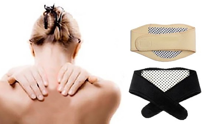 One or Two Heated Relaxing Neck Wraps from £2.98