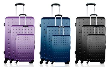 3er-Set Reisekoffer Germain in der Farbe nach Wahl