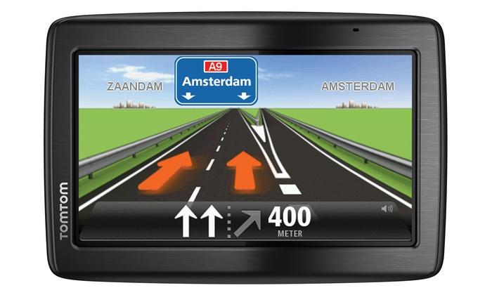 tomtom via 135 instructions